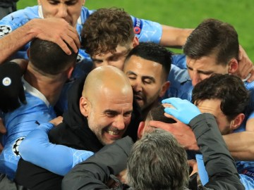 English starlets shine on both sides as Guardiola and Man City keep Champions League dream alive with win over Dortmund