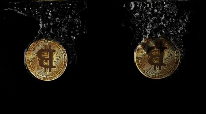 Bitcoin leads massive cryptocurrency market sell-off