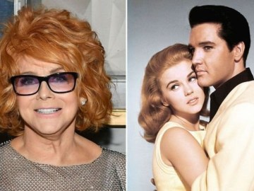 Ann-Margret on first meeting