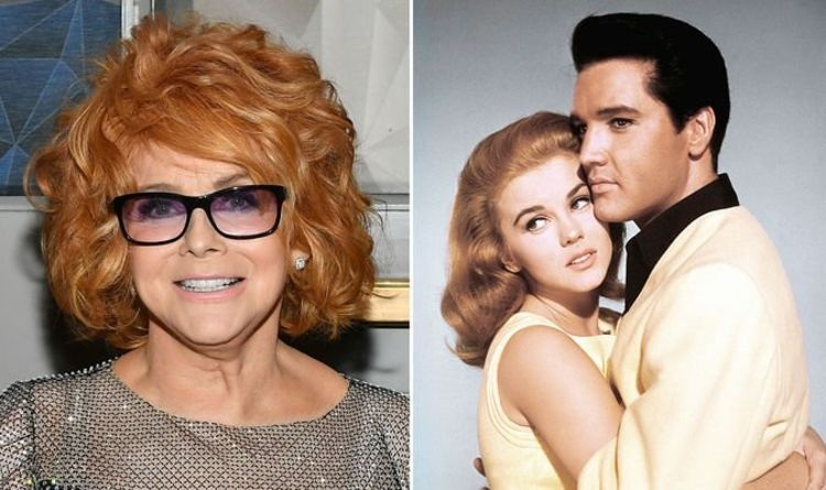 Ann-Margret on first meeting 'shy' Elvis Presley on Viva Las Vegas – 'This sounds weird'