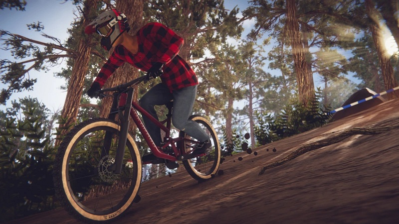 Descenders to be Optimized for Xbox Series X S