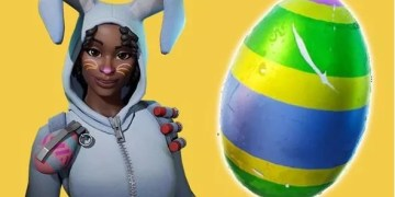 Fortnite bouncy eggs