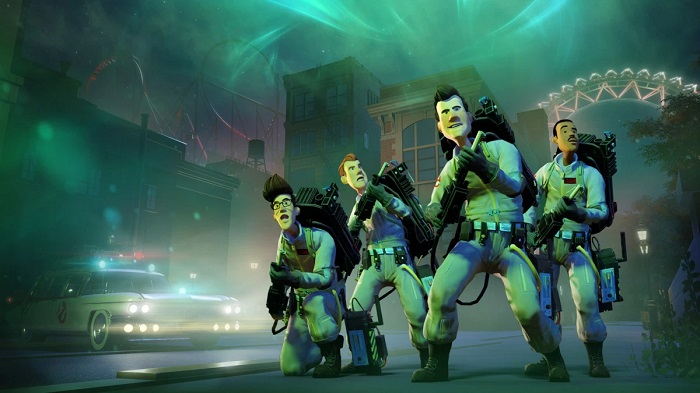 Ghostbusters and Studios Pack Bring Movie Magic