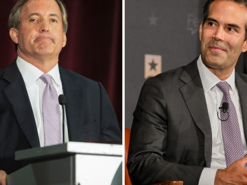 "Texas Land Commissioner George P. Bush ""seriously considering"" run for attorney general, lays out case against Ken Paxton"
