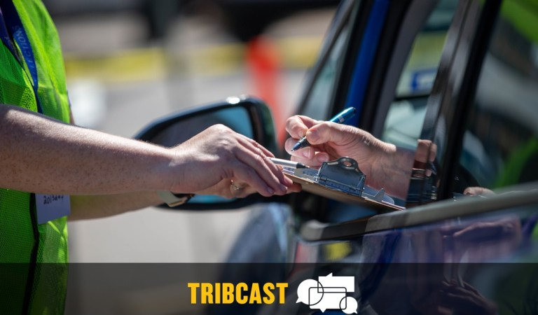 Tribcast: Texas Legislature considers voting restrictions