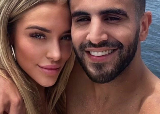 Inside Taylor Ward and footballer boyfriend Riyad Mahrez's incredible Manchester apartment renovation