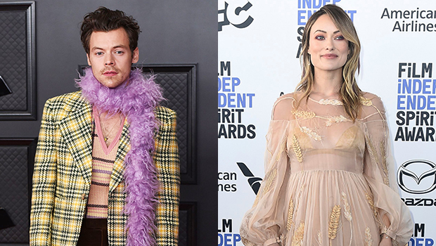 Harry Styles & Olivia Wilde Spotted On Romantic Date Night London: They Looked 'Smitten'