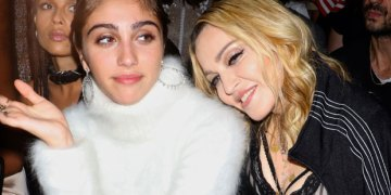 Madonna's Daughter Lourdes, 24, Looks Just Like Her In Sweet New Mother-Daughter Selfie