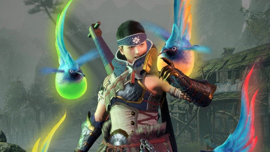 Japanese Charts: Huge Debut For Monster Hunter Rise Sends Switch Sales Through The Roof