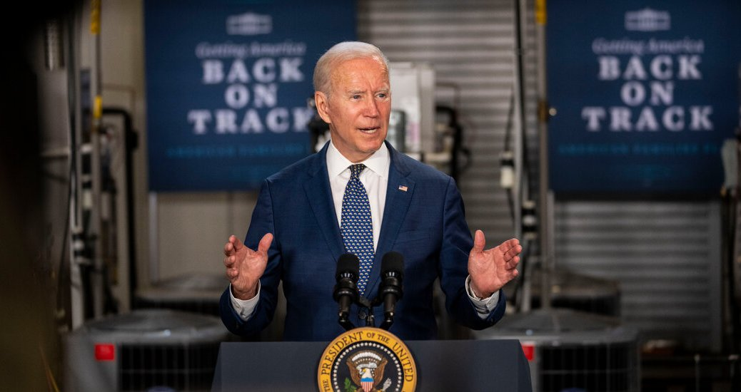 In Another Reversal, Biden Raises Limit on Number of Refugees Allowed Into the U.S.