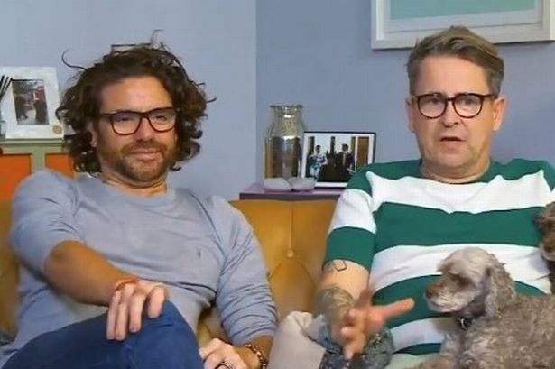 Jenny and Lee's popularity ranked among rest of Gogglebox cast