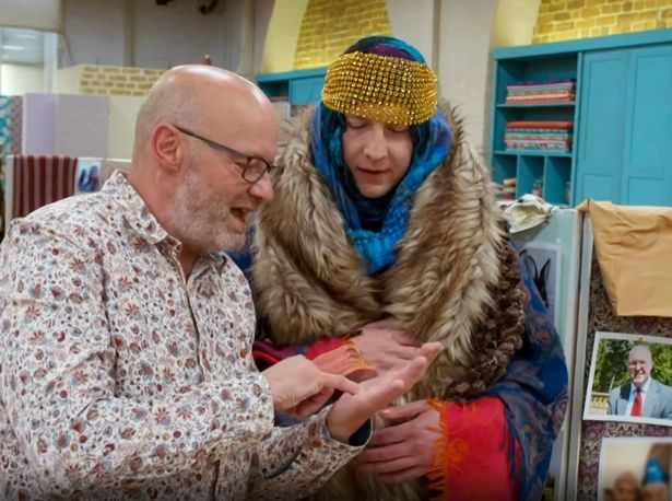 Great British Sewing Bee's Andrew from Hull sews last stitch in show