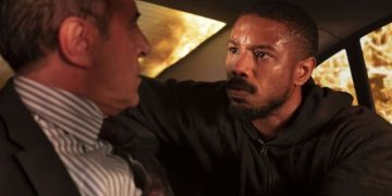 Michael B Jordan details getting into a burning car for Without Remorse