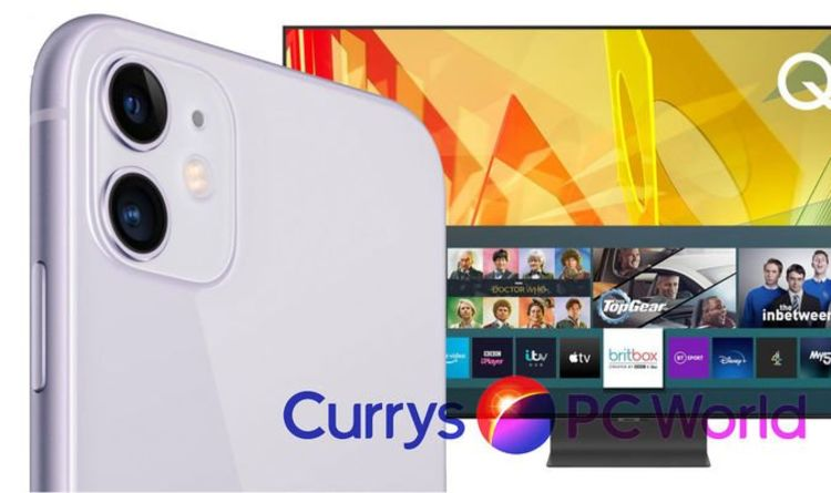 Currys launches big savings for May Bank Holiday – 4K and 8K TVs, iPhones and more