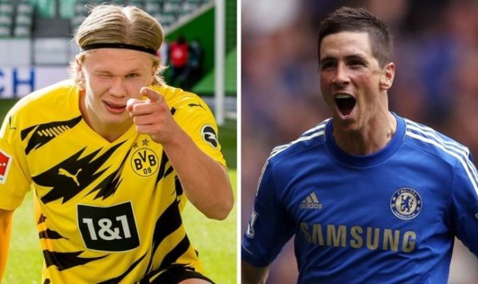 Chelsea can call upon Fernando Torres experience to sign Erling Haaland this summer