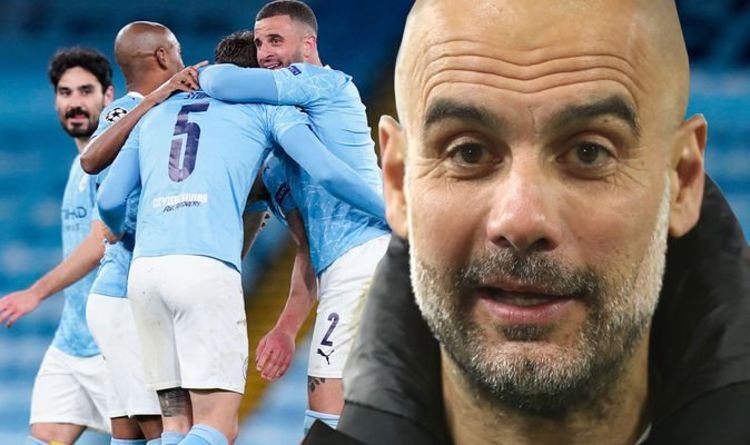 Pep Guardiola 'proud' of Man City stars after beating PSG to reach Champions League final
