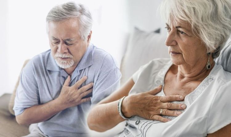 Heart attack: Biggest differences in symptoms felt by men and women warning of your risk