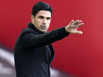 Arsenal face 'rescue mission' against Villarreal with Mikel Arteta's future in the balance