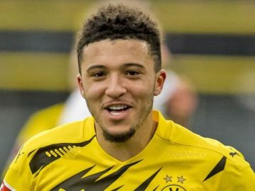 Jadon Sancho's preference as Manchester United and three clubs eye summer transfer