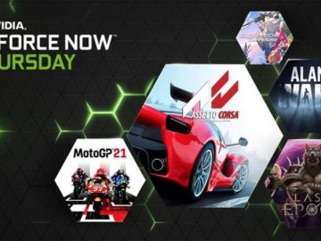 GFN GeForce NOW gets more than 60 games in May as part of HUGE update
