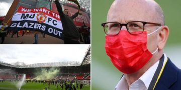 Joel Glazer makes Man Utd transfer promise as Glazers bid to get angry fans back on side