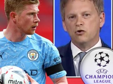 Champions League final could head to Britain - Urgent talks over Man City v Chelsea clash