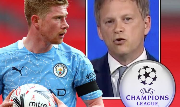 Champions League final could head to Britain – Urgent talks over Man City v Chelsea clash