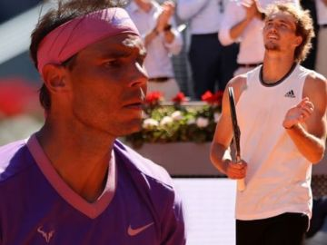 Rafael Nadal fuming with Madrid Open 'disaster' after crushing Alexander Zverev defeat