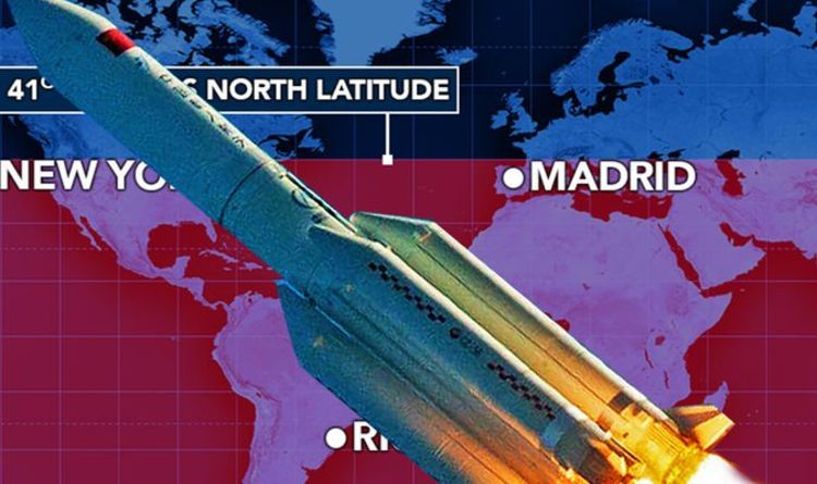 China rocket MAP: Where out of control Long March 5b could crash into Earth