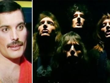 Freddie Mercury's uncompromising attitude to Bohemian Rhapsody shared by Brian May