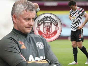 Man Utd boss Ole Gunnar Solskjaer gives Harry Maguire injury update after Aston Villa win