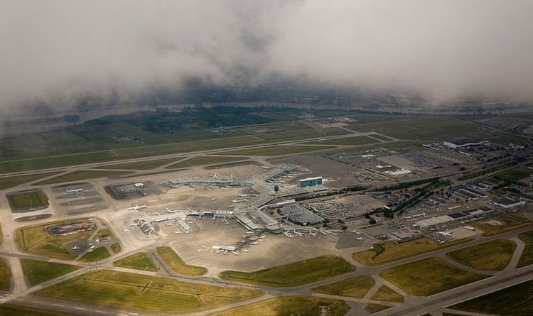 Vancouver International Airport 'shooting' leads to disruptions and heavy police presence
