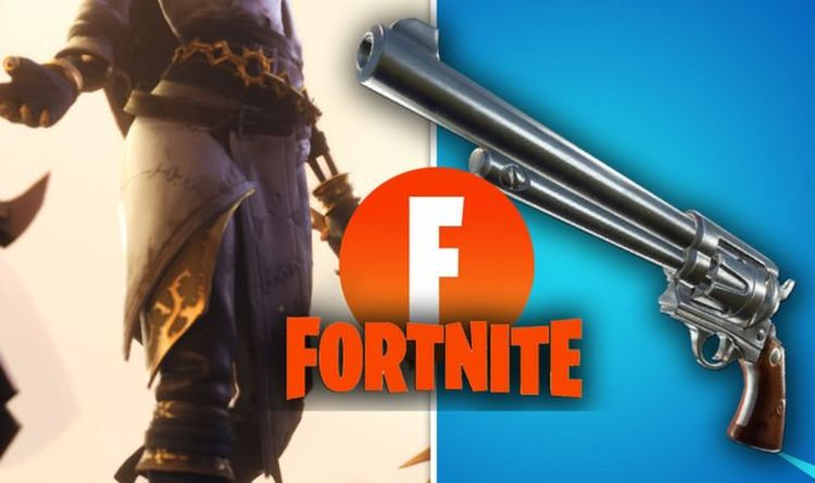 Fortnite UPDATE 16.40 patch notes, server downtime, Hunger Games, Female Oro, Six Shooter