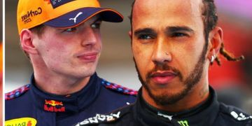 Lewis Hamilton vs Max Verstappen verdict given by Mercedes' Stoffel Vandoorne - EXCLUSIVE