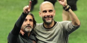 Man City's Pep Guardiola hailed as Premier League's 'best ever' boss after title triumph