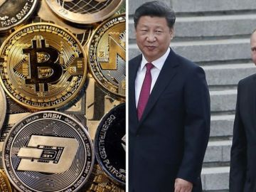 Bitcoin warning as China and Russia could become 'crypto havens'