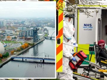Glasgow Covid spike: Health leader warns infections 'linked to new variants'
