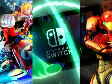 Nintendo Switch 2021 games LEAK: Metroid, new Mario Kart, Breath of the Wild 2