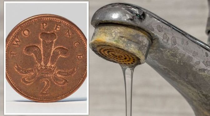 Cleaning: Mrs Hinch fans share 2p hack for removing limescale from taps