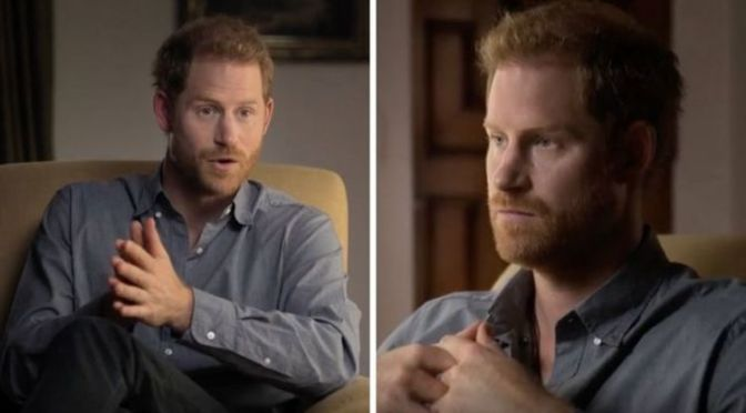 Prince Harry 'full of contrasts' discussing Charles in latest Oprah chat – 'total neglect'