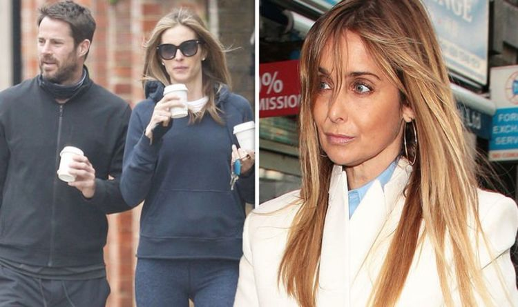 Louise Redknapp 'knocked sideways' over discovering Jamie Redknapp's baby news from family