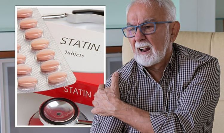 Statins side effects: The 'classic triad' of symptoms indicating you need a lower dose