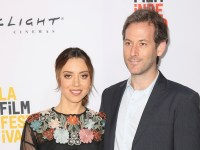 Aubrey Plaza marries longtime boyfriend director Jeff Baena