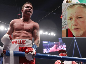Boxing superstar Canelo opponent Saunders mocked after claim