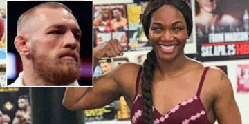 'I'm not scared of you MMA b*tches': Female boxer Shields hailed a 'savage' by McGregor as she eyes mixed martial arts greatness