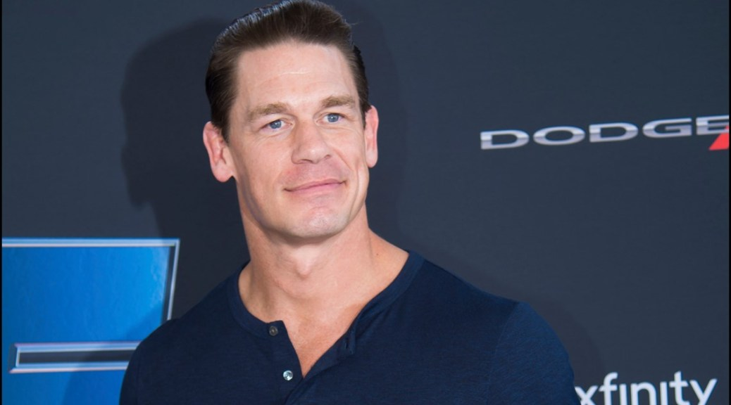 Actor John Cena faces backlash in China over Taiwan comment