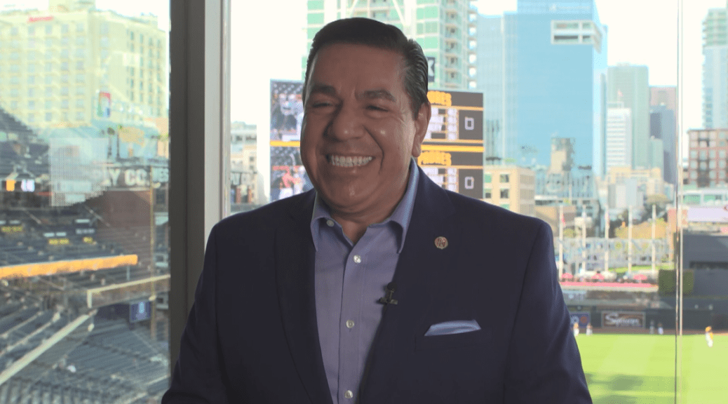 Padres legendary Spanish language broadcaster celebrates 35 years with the club