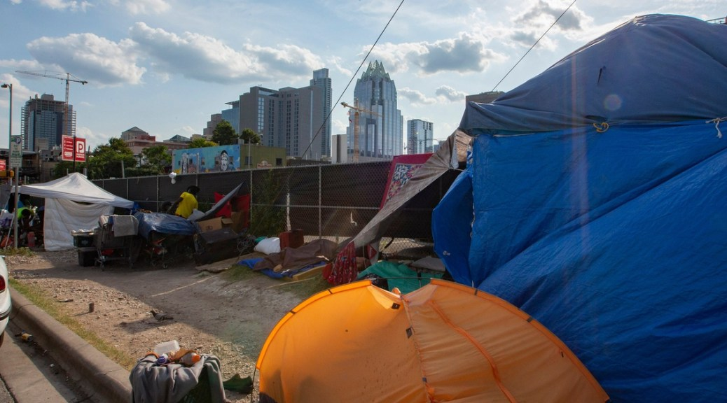 Austin's camping ban returns Tuesday but not clear when
