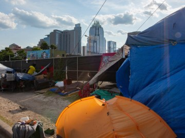 Austin's camping ban returns Tuesday, but it's not clear when — or how — it will be enforced