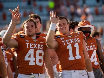 Longhorns linebacker Jake Ehlinger found dead off campus
